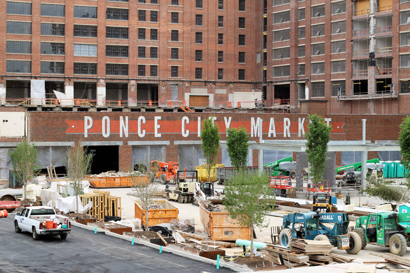 Travel Notes: Atlanta Sips and Bites | Ponce City Market | SavoryPantryBlog.com