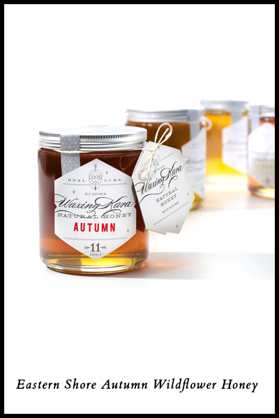 The Buzz About Raw Honey | Waxing Kara Honey | SavoryPantryBlog.com #raw #honey
