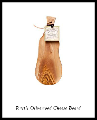 How to Pack a Romantic Picnic for Two | Rustic Olivewood Cheeseboard | SavoryPantryBlog.com
