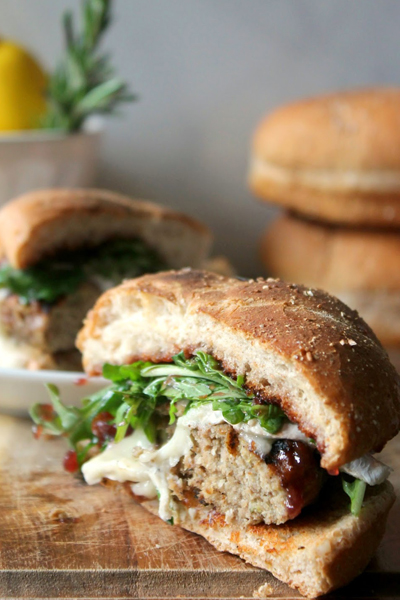 Roundup: Jam Sandwiches | Gourmet Summer Grilling with Cobblestone Bread | SavoryPantryBlog.com