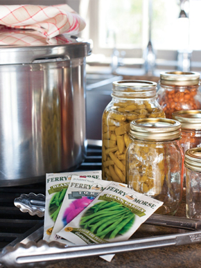 Food in the News: Week of September 22 | Pickling and preserving tips from P. Allen Smith | SavoryPantryBlog.com