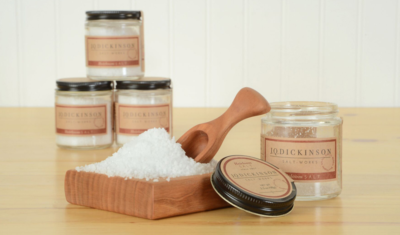 The Savory Pantry's J.Q. Dickinson Heirloom Salt Gift
