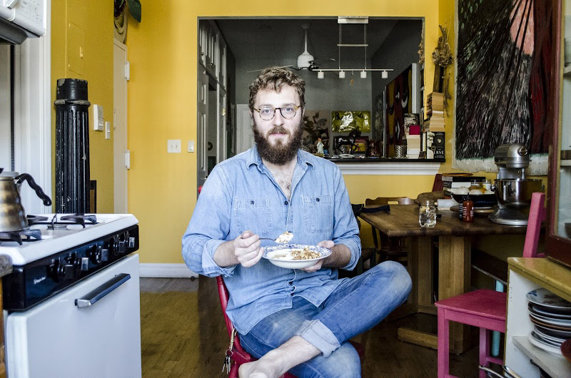 Bushwick Kitchen founder, Casey Elsass