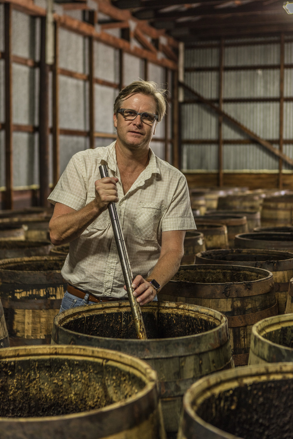 Meet the Maker: Bourbon Barrel Foods
