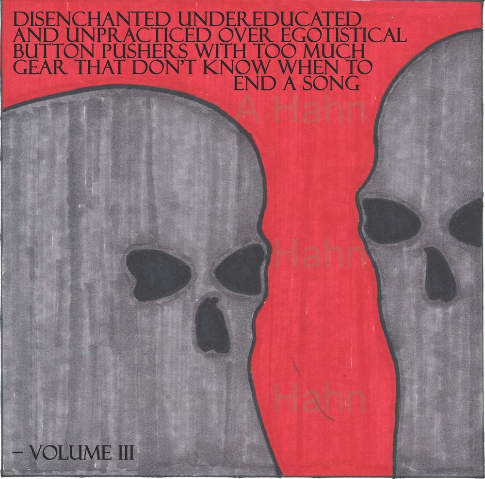 Album from Brain Battles Comic