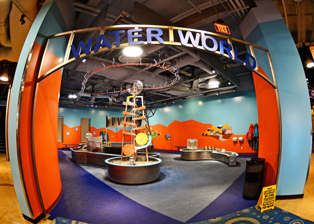 Discovery Children's Museum Water World