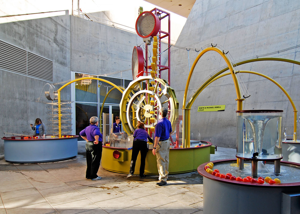 Atrium Water Interactive