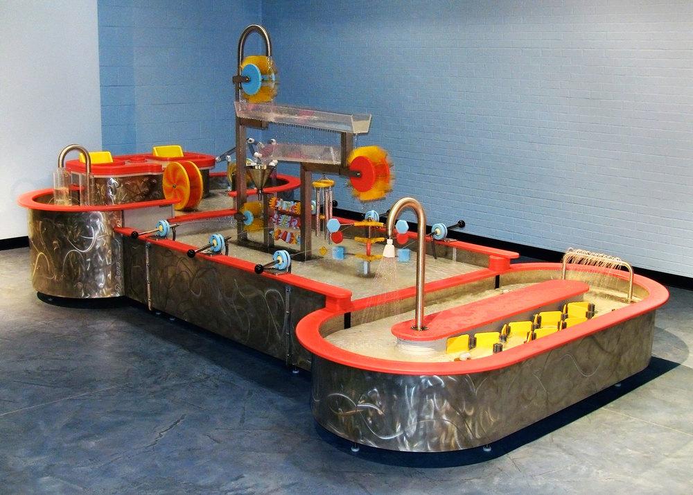 KidScience Water Table