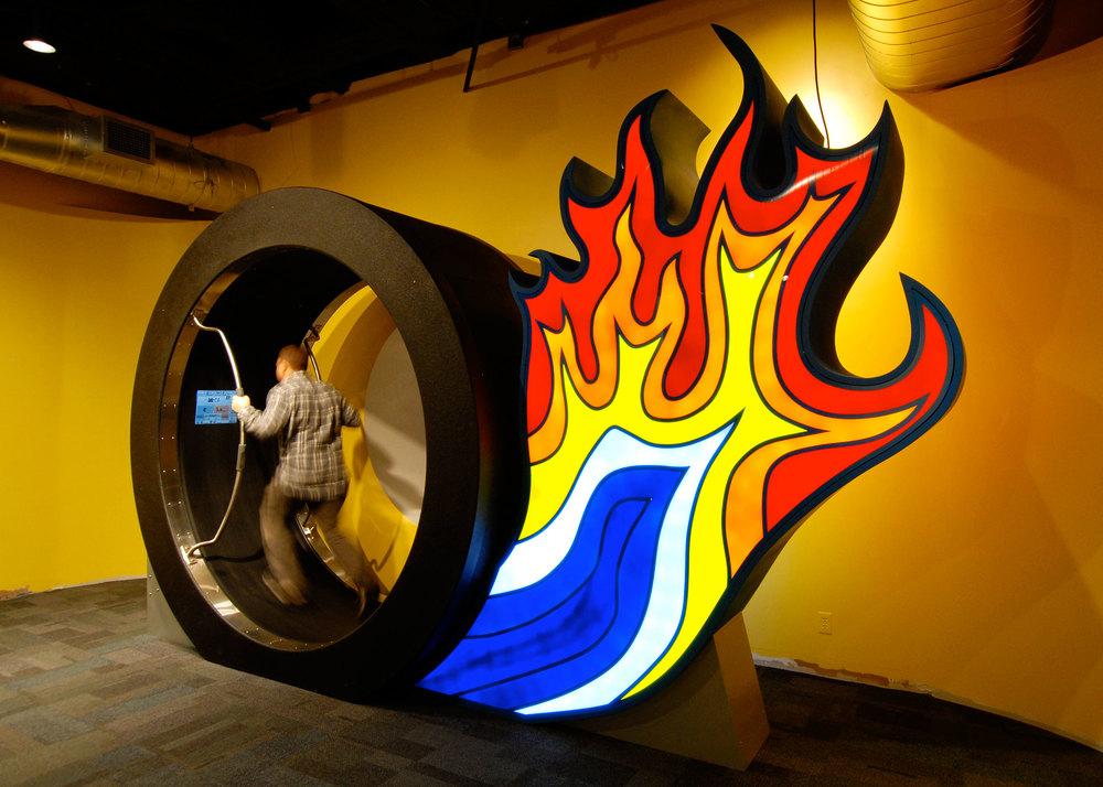 Imagination Station Hamster Wheel