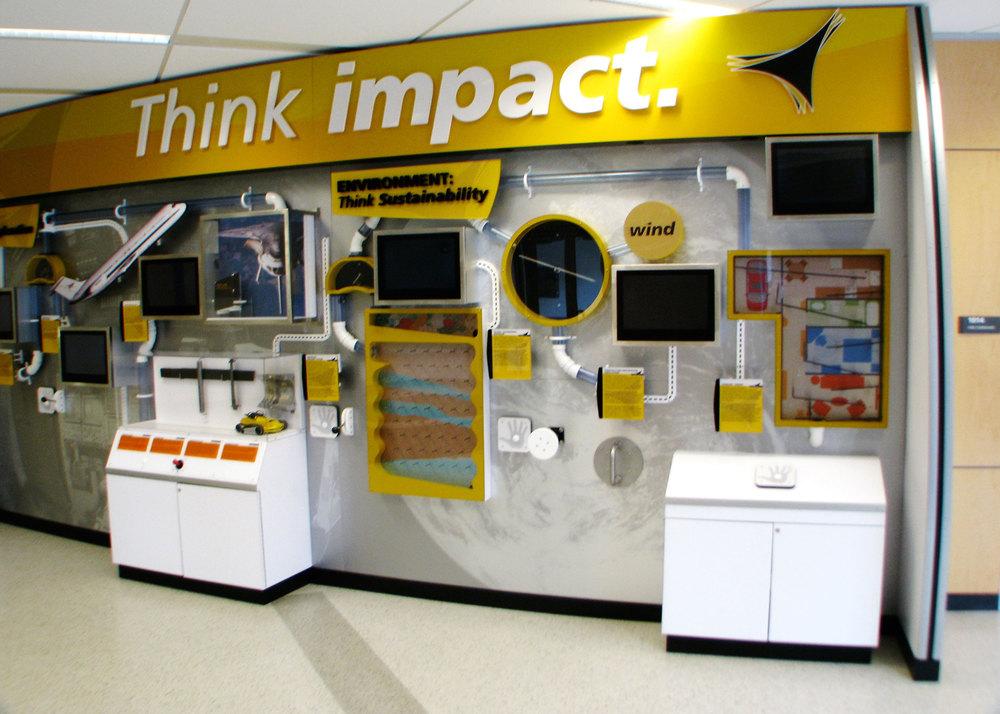 Think Impact Wall