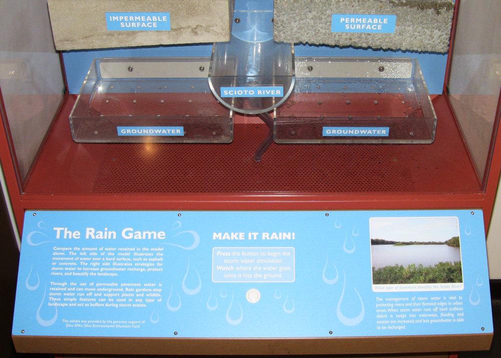 The Rain Game