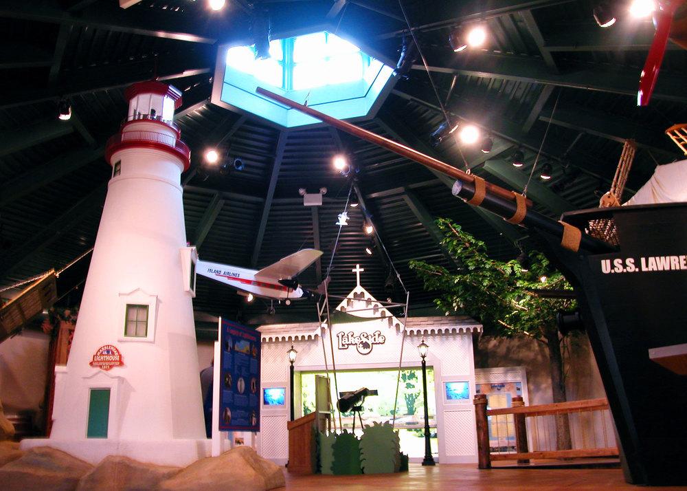 Ottawa County Visitor Center