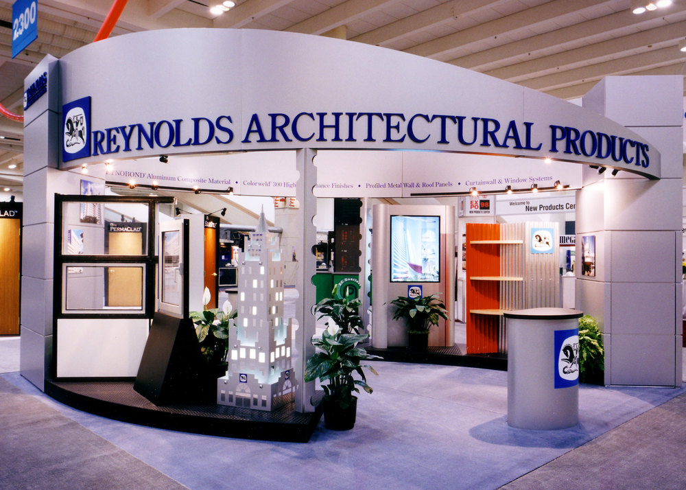 Reynolds Architectural Products Exhibit