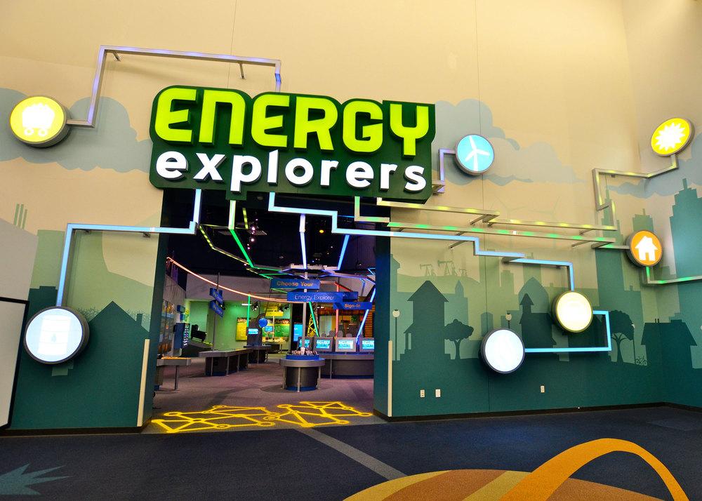 COSI Energy Exhibit