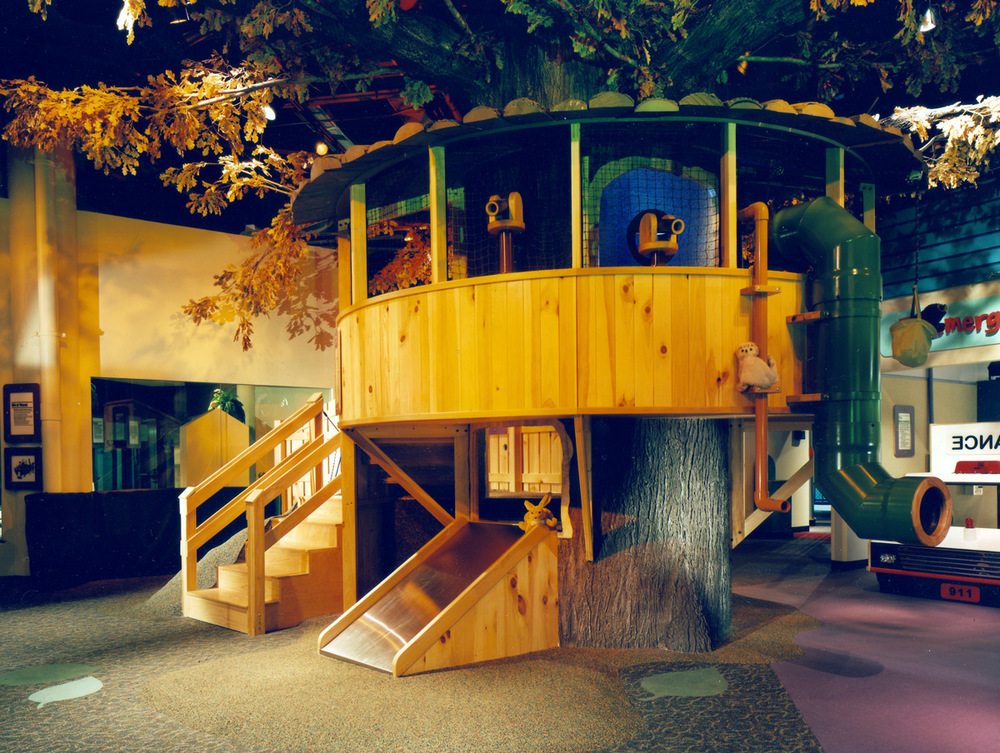 Imagination Station Tree House