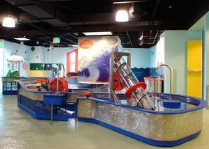 Riverworks Exhibit Nature Museum