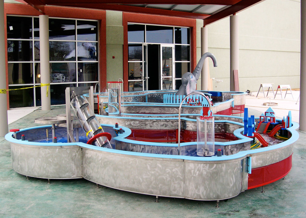 Water Play McKenna Children's Museum