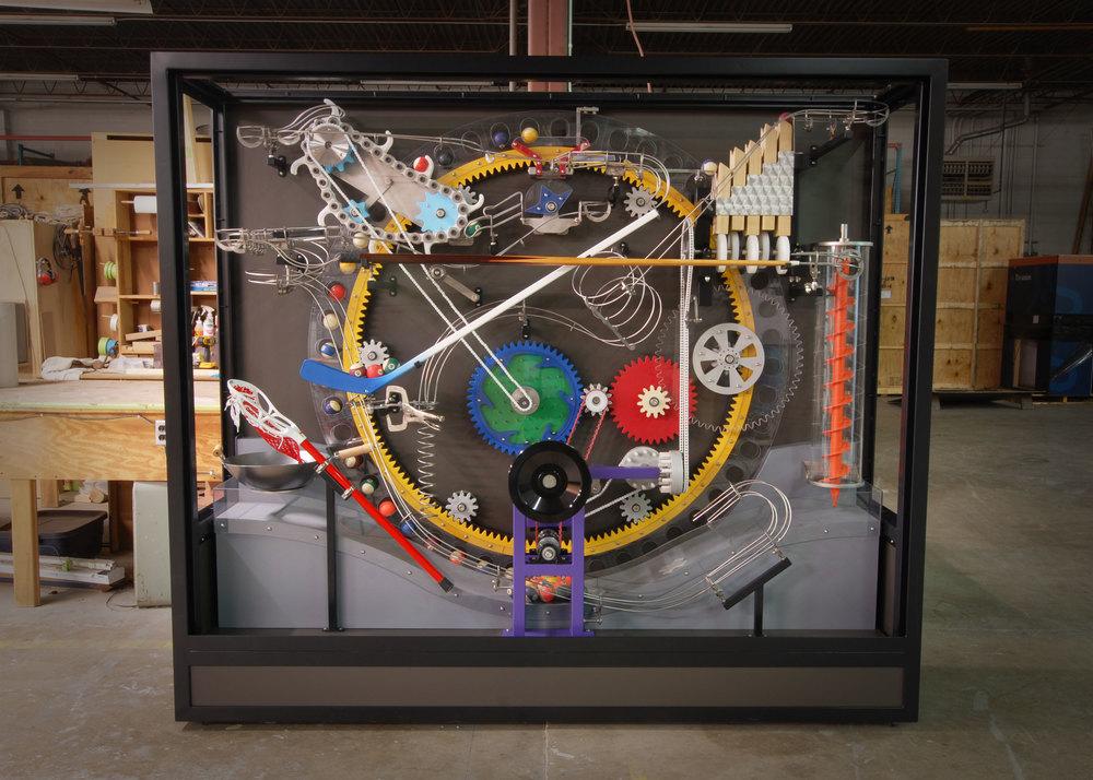 Kuglebahn Ball Machine