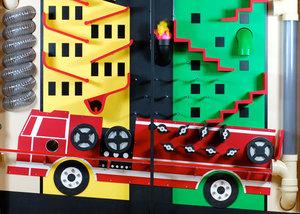 Fire Truck Gravitron