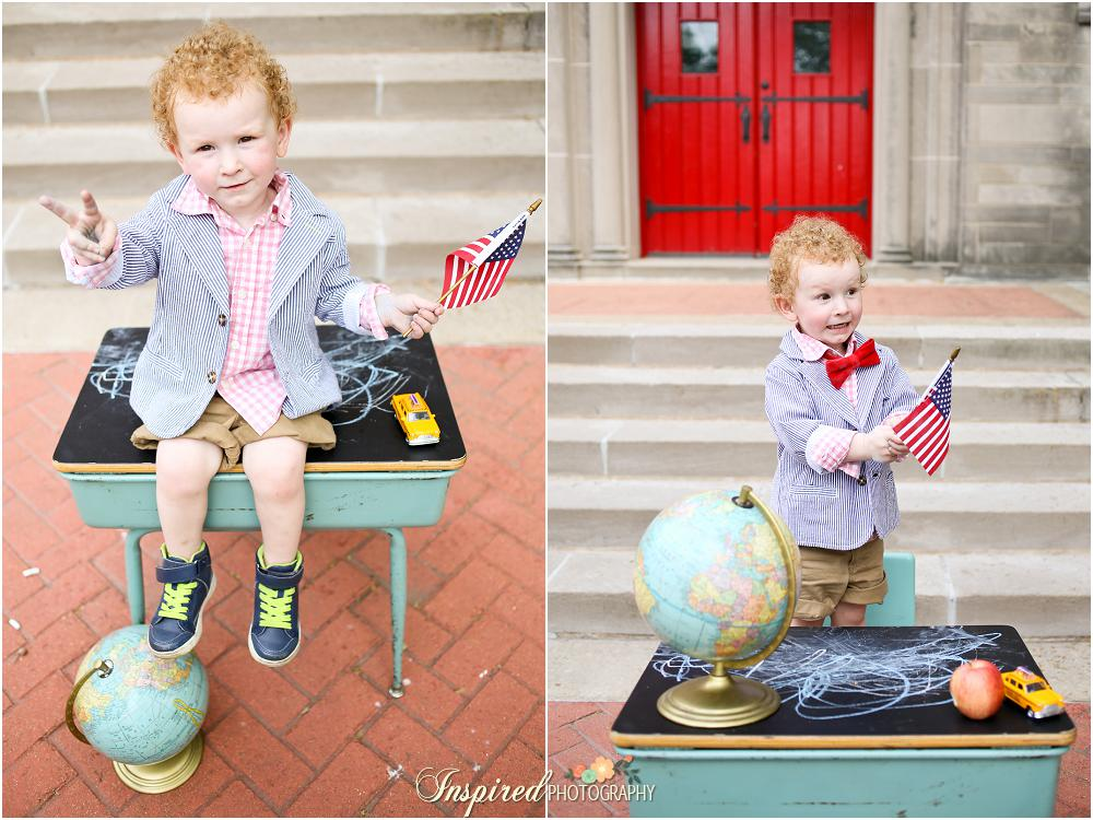 Styled Child Photography