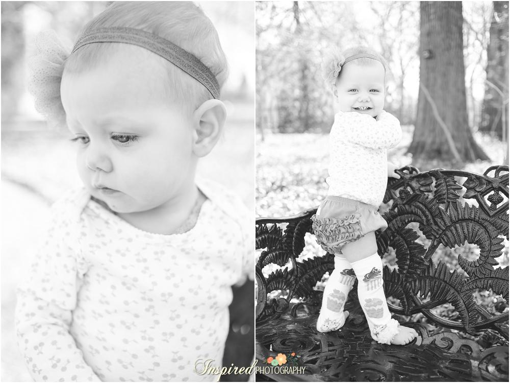 1 year old Child Photography