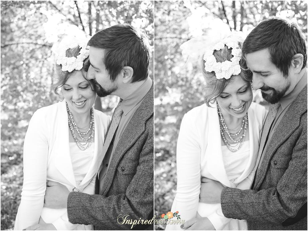 Vintage Inspired Backyard Wedding Photography, www.inspiredphotographystl.com