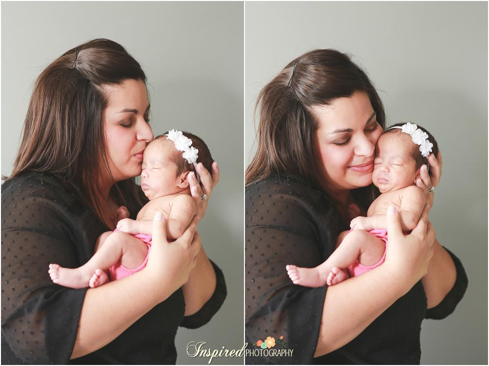 Newborn Twins // Inspired Photography