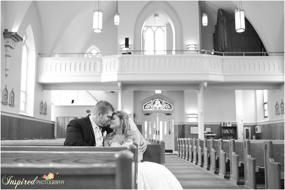 Wedding Photography // www.inspiredphotographystl.com