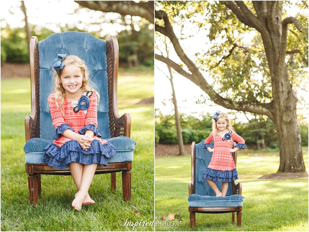 St. Louis Outdoor Family, Child Photography, 5th Birthday