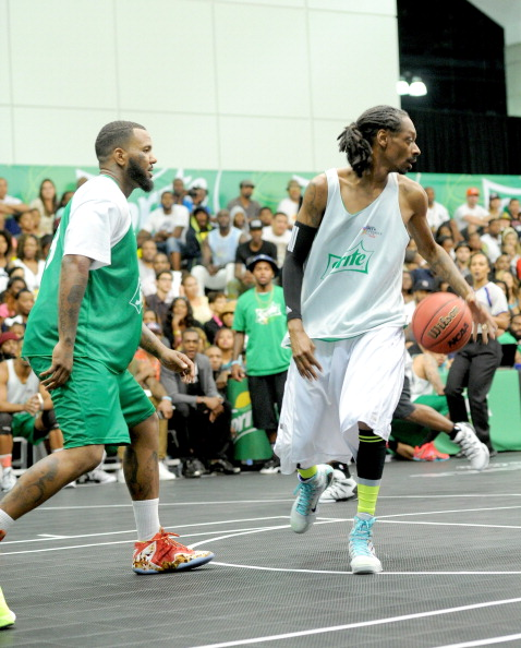 BET Celebrity game featured two star-studded rosters.