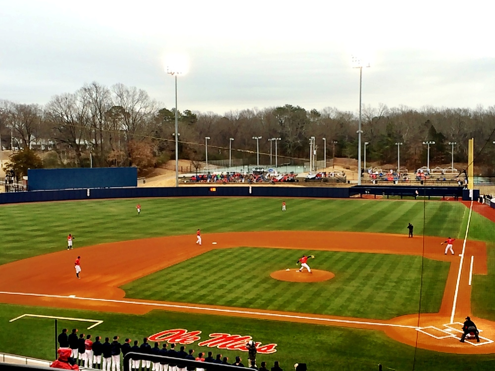 Ole Miss serves as a great placeto observe some of thebest practices in College Baseball.
