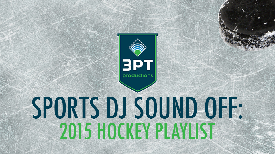 2015 Hockey Playlist