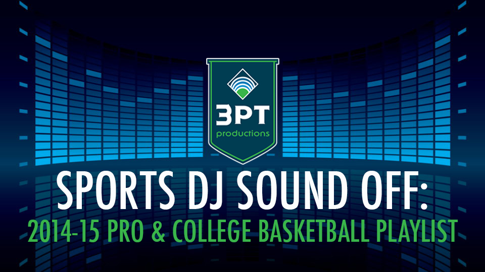 2014-15 Pro & College Basketball Playlist