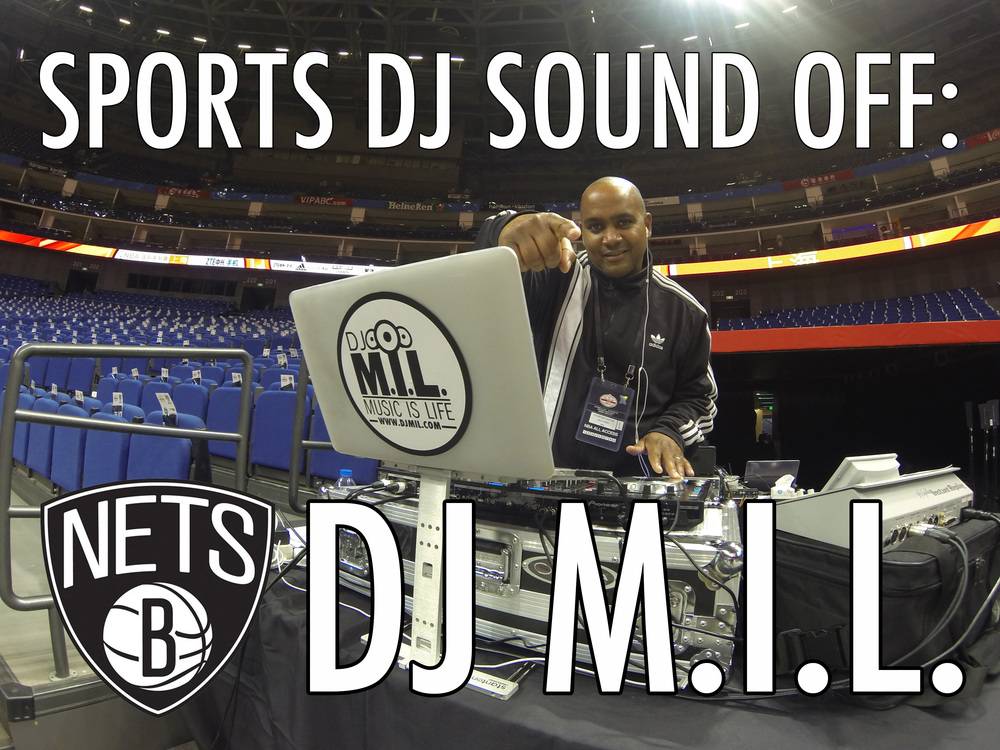 Sports DJ Sound Off: DJ M.I.L.