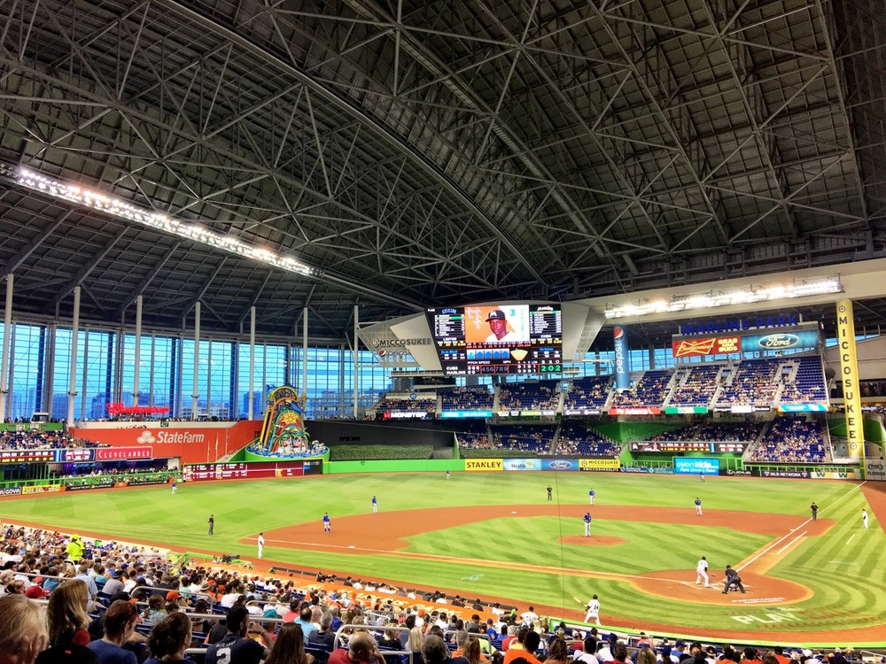 Marlins Park - Miami, Florida