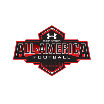 under armor all america football logo