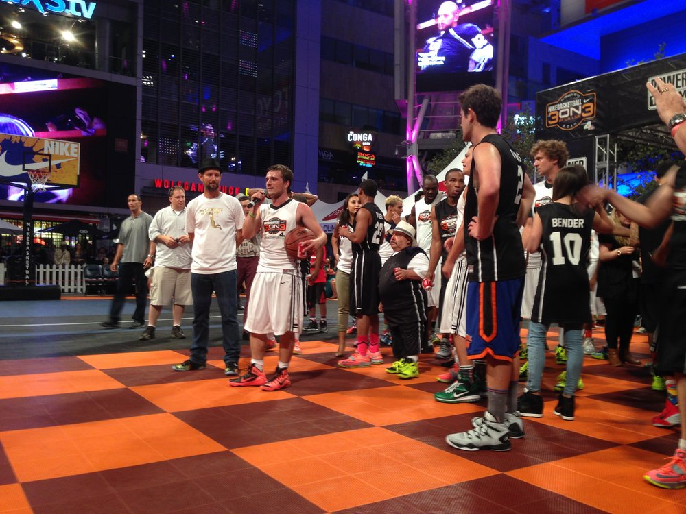 Nike 3on3_2014_Josh Hutcherson Celebrity Basketball Game_Postgame 2.JPG