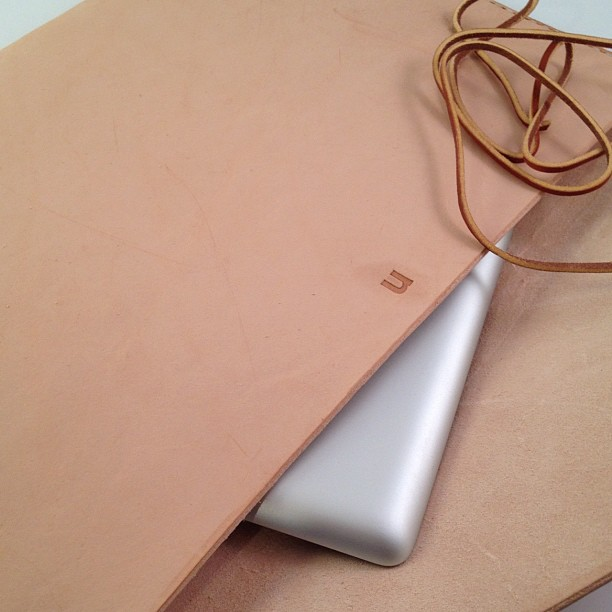 Updated the N but same design. Get your custom sized laptop folio today! (Taken with Instagram)