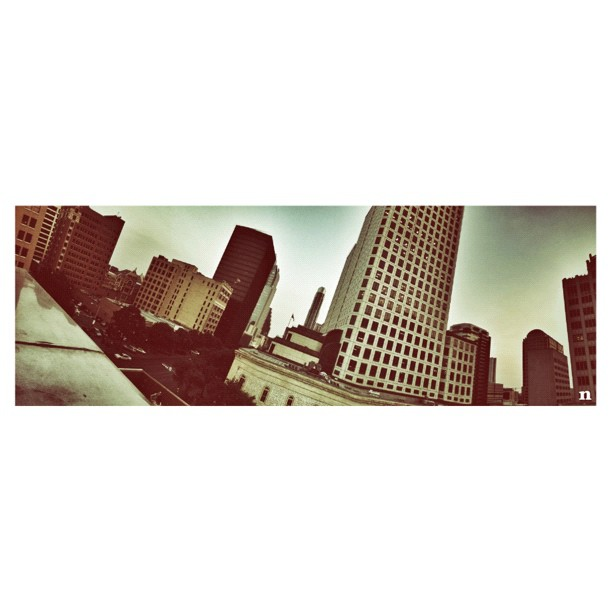 Skyline (Taken with instagram)
