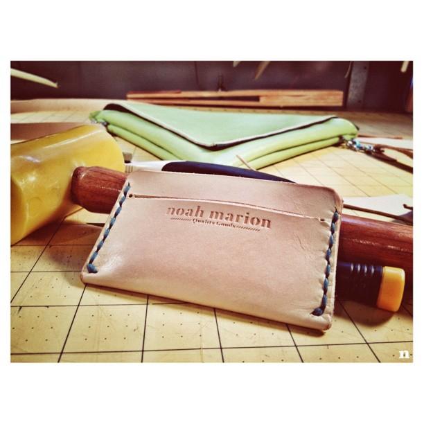 Slim Card Sleeve (Taken with instagram)