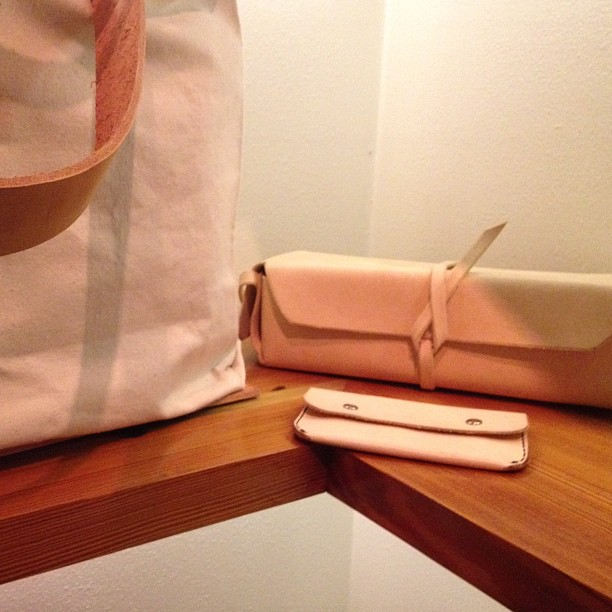 We are proud to offer our Quality Goods at the Hotel San Jose. Please stop by and pick something up! (Taken with Instagram at Hotel San Jose)