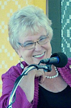 Rev. Dr. Joan Brown Campbell