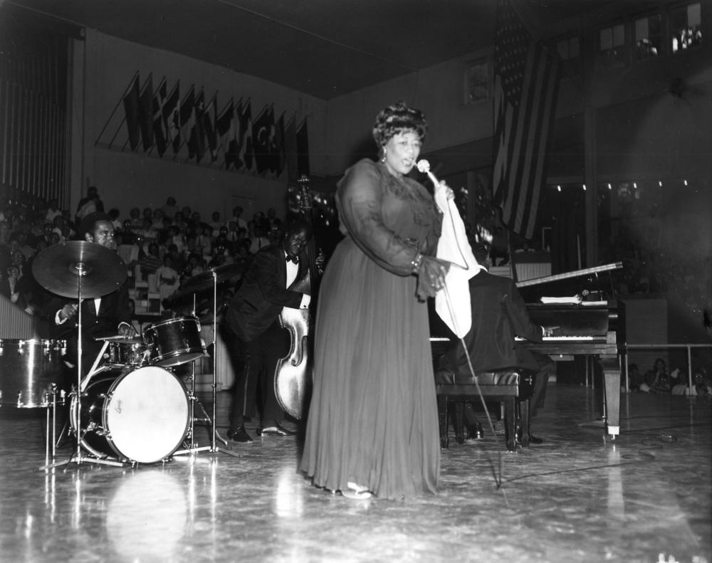 Ella Fitzgerald, 1968