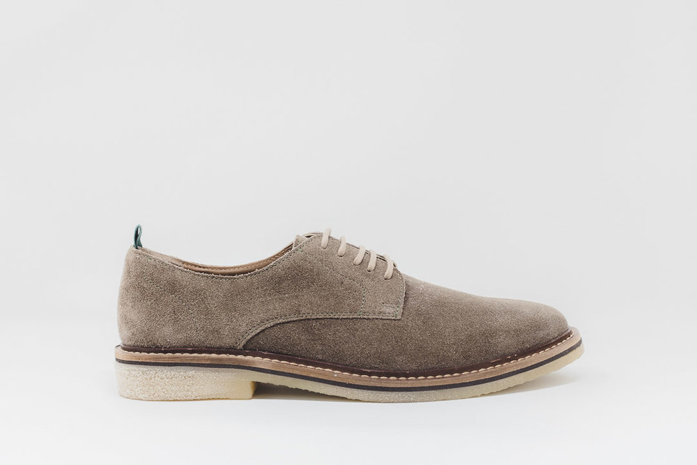 Darcy Derby TAUPE - £65.00