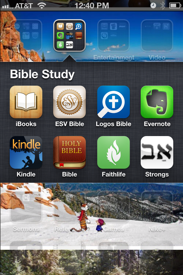 The Best Bible Study Apps