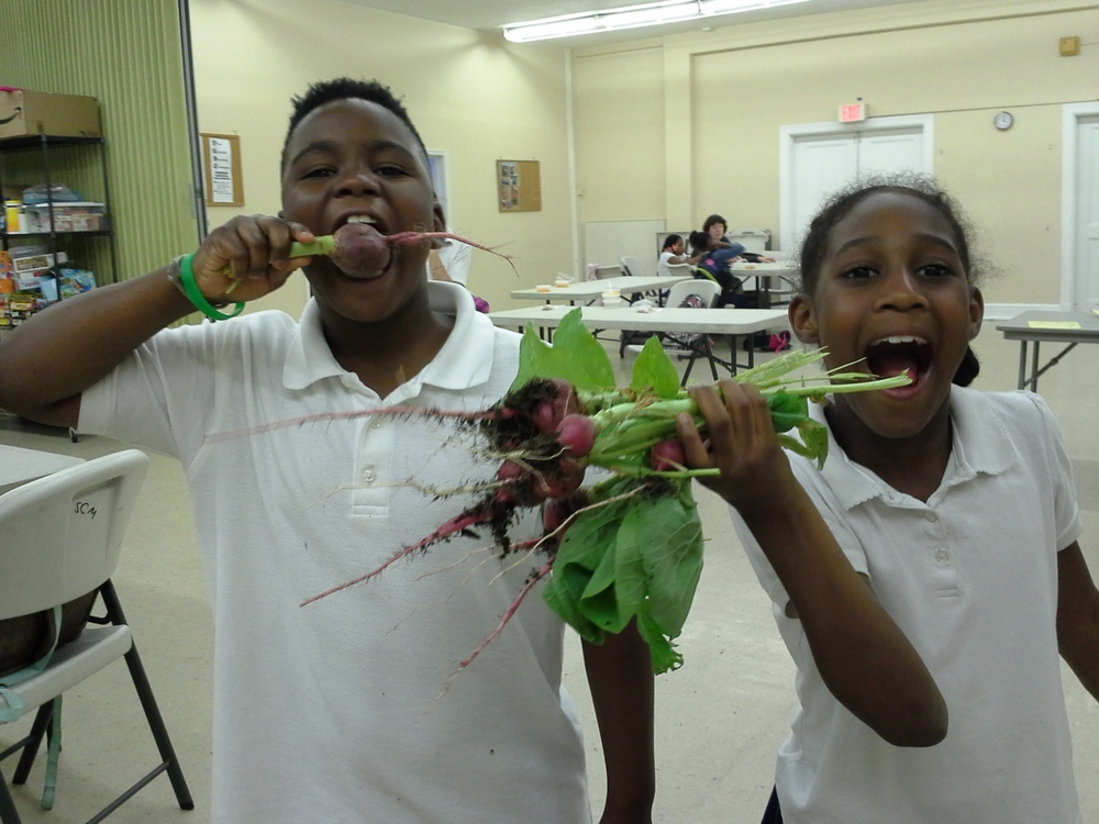Shaw Community Ministry After-School Students