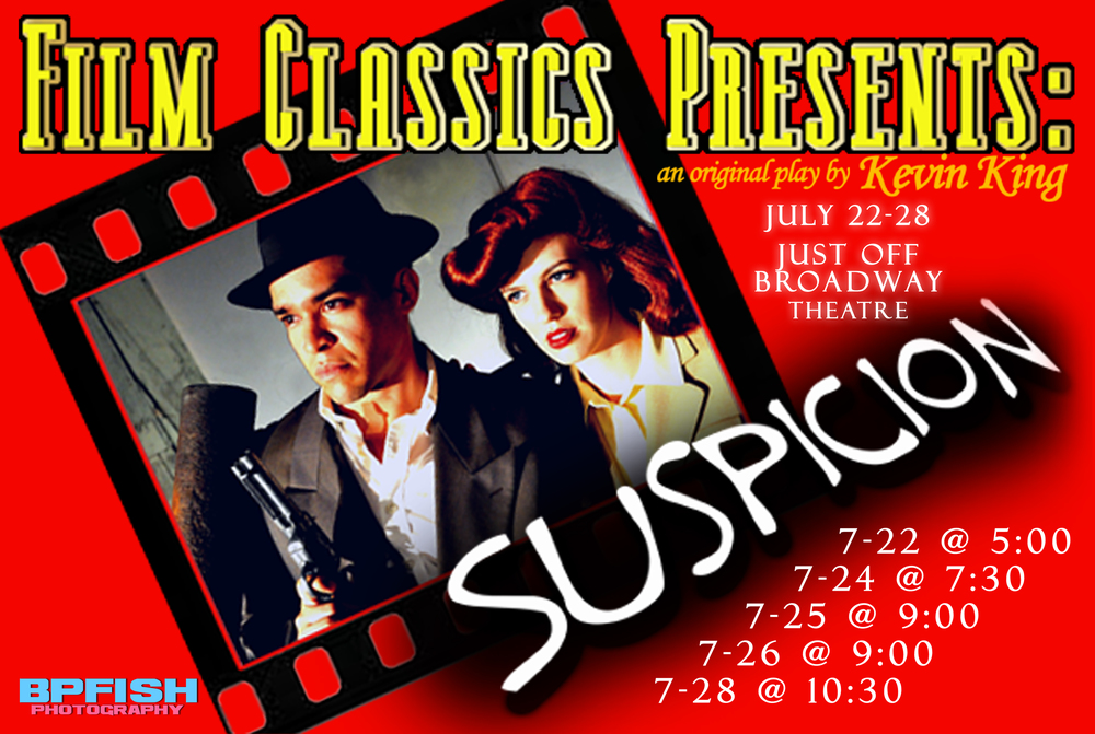 Film Classics Presents: Suspicion (2012)