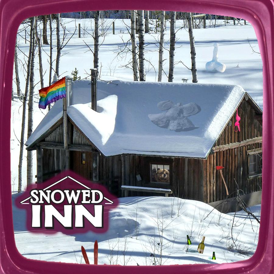 Snowed Inn graphic