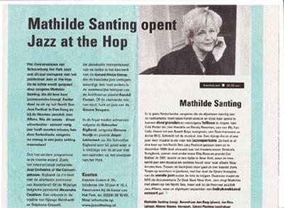 Jazzfestival in Hoorn