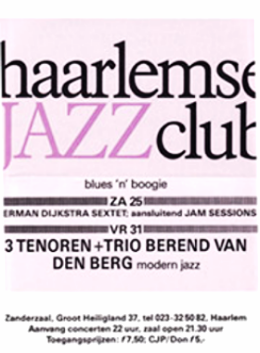Haarlemse Jazzclub